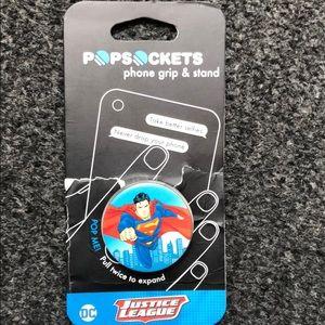 Other - Superman Popsockets